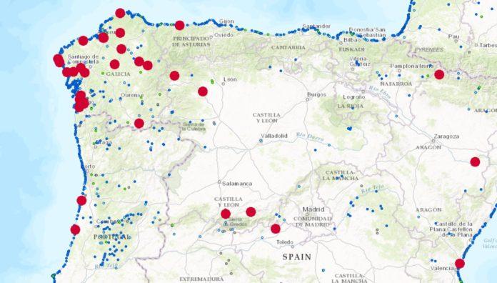 Galicia acumula máis da metade das zonas de baño con calidade