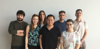Científicos do grupo de Metabolismo Molecular da USC. Foto: USC.