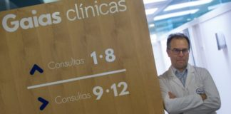 O neurocirurxián Antonio García Pravos é o director de Clínica Gaias.