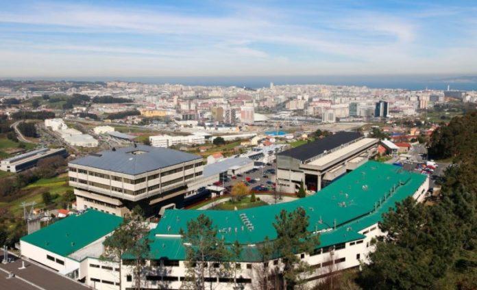 Campus da Universidade da Coruña. Foto: UDC.