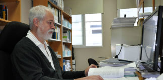 Faro é docente, científico do grupo de Inmunoloxía e investigador do Cinbio. Foto: Duvi.
