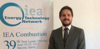 O profesor e investigador da Escola de Enxeñería Industrial Jacobo Porteiro. Foto: Duvi.
