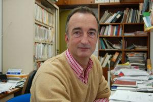 Enrique Zas, profesor da Facultade de Física da USC. Imaxe: USC.