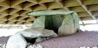 Dolmen de Dombate, un dos emblemas do megalitismo en Galicia. Imaxe: Marta Arias López / CC BY-SA 2.0.