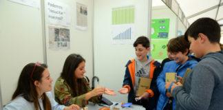 Participantes en Galiciencia 2016. Imaxe: Tecnópole.