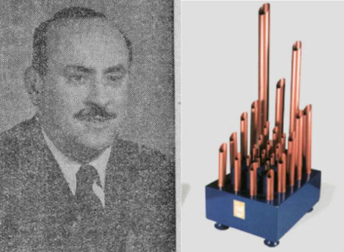 Portela Seijo deseñou o Organ Sound a finais dos anos 60.
