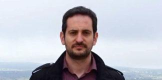 Felipe Gil, profesor da UVigo. Foto: Duvi.