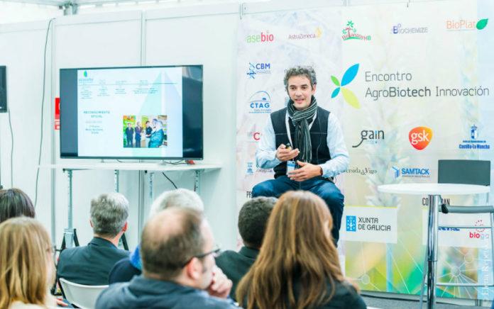 Un dos encontros da primeira edición de Agrobiotech. Foto: Tecnópole.