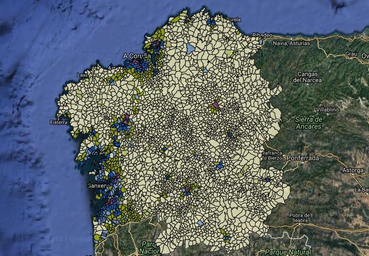 Mapa Incendios Galicia 2017.Ocho Mapas Y Graficos Para Intentar Comprender Los Incendios