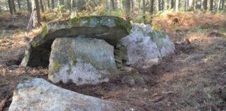 """O dolmen atopado é un dos """"mellor conservados"""" na provincia de Lugo. Foto: Xunta de Galicia."""
