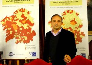 Alberto Ruano é profesor de Medicina Preventiva e Saúde Pública da USC. Foto: USC.