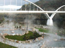 Termas de Outariz, a carón do río Miño, en Ourense. Foto: turismodeourense.gal.Termas de Outariz, a carón do río Miño, en Ourense. Foto: turismodeourense.gal.