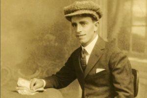 Rodríguez-Arijón, retratado en Tampa (Florida). Fonte: Phottic / Carballo na memoria.
