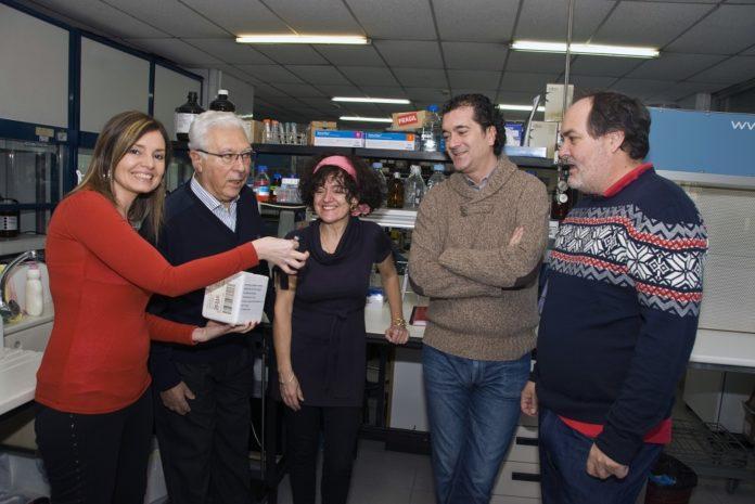 Equipo do IIM galardoado polo seu traballo sobre a detección do anisakis.