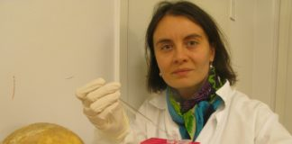Olalla López, antropóloga da USC.