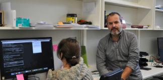 David Posada, catedrático da UVigo, é un dos científicos máis citados do mundo no seu eido. Foto: Duvi.