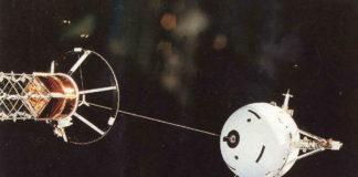 Créditos da imaxe: TSS-1, Tripulación STS-46, NASA