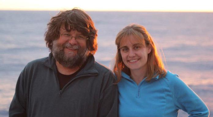 Fran Ramil e Marta Gil. Foto: Duvi.
