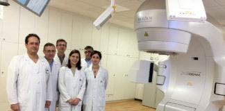 Equipo do hospital de Santiago recoñecido pola Real Academia de Medicina de Galicia. Foto: Sergas.