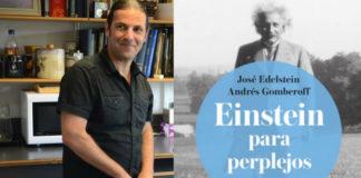 "José Edelstein recibiu o premio nacional de Edición Universitaria en 2014 polo seu libro ""Antimateria, magia y poesía""."