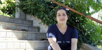 A catedrática Rosa Mosquera dirixe o proxecto no Campus Terra. Imaxe: USC.