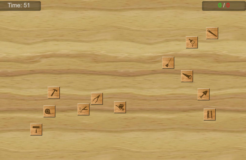 O xogo para a rehabilitación cognitiva está baseado no método Memodado. Imaxe: Duvi.