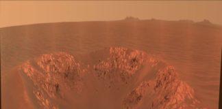 Créditos da imaxe: NASA, JPL, Cornell, Opportunity Rover Team,