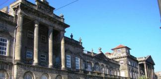O Hospital de Santo António, en Porto, rexistrou a maioría dos casos do brote de sarampelo.
