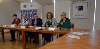 Presentación da sexta edición do programa na Vicerreitoría de Coordinación de Lugo