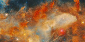 Créditos da imaxe: WISE, IRSA, NASA; Procesado e copyright : Francesco Antonucci