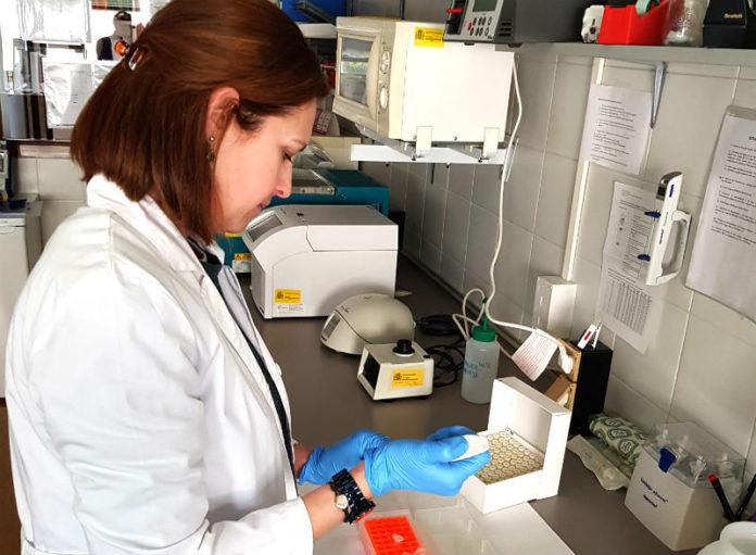 Montse Pérez é Científica Titular do IEO e está especializada en Xenética Aplicada.