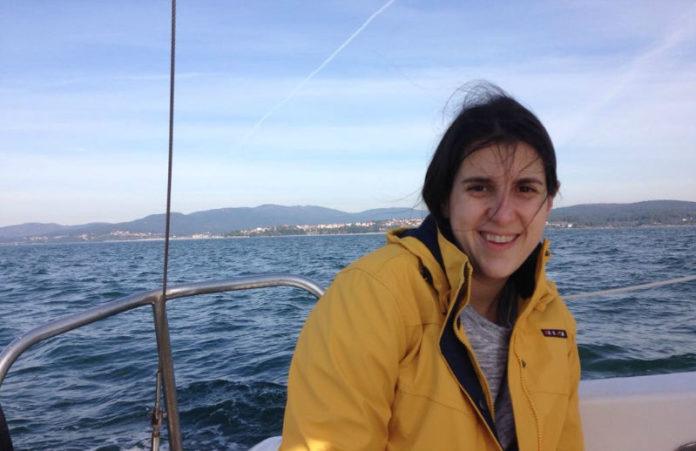 María del Carmen Cobo, investigadora da USC que obtivo dúas bolsas internacionais. Imaxe: USC.