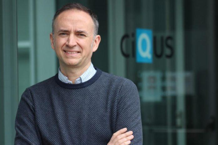 O científico Diego Peña Gil. Foto: CiQUS.