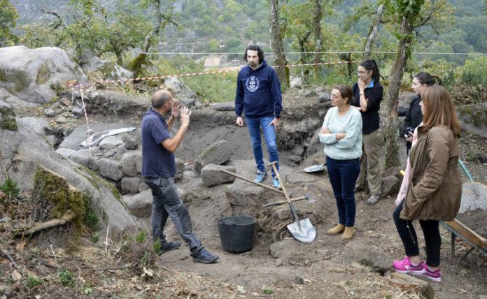 Imaxe dunha visita ao castelo de Malpaso. Foto: Duvi.