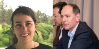 Elena Ojea e Xavier Labandeira son os dous científicos da UVigo que asesorarán á ONU. Fotos: Sara Ojea / Duvi.