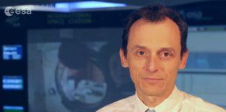 Pedro Duque, ministro de Ciencia. Imaxe: ESA.