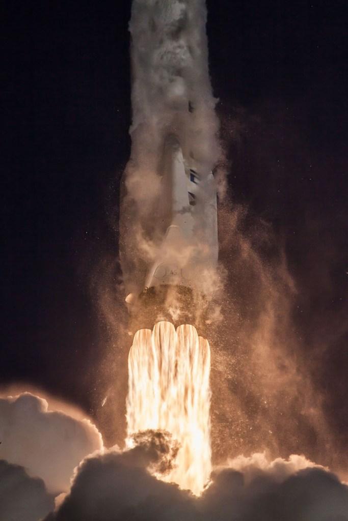 Créditos da imaxe: SpaceX