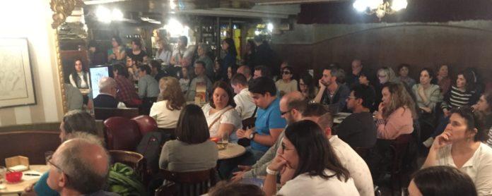 Os asistentes desfrutaron no Café de Mario da cuarta edición do festival