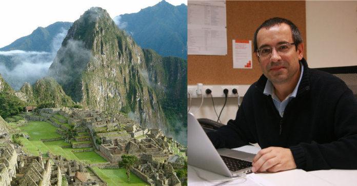 O traballo de Antonio Salas achega luz sobre os movementos das civilizacións de América que construíron lugares como Macchu Picchu.