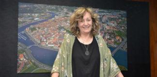 Carme Fouces é a concelleira de Educación de Pontevedra.