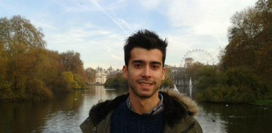 David Vilares (Vigo, 1989) é investigador na área de Análise de Sentimentos da Universidade da Coruña.