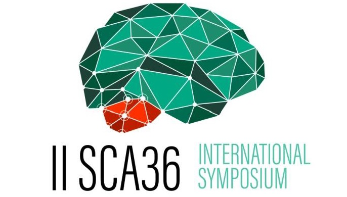 Logotipo do II Congreso internacional sobre a SCA36.