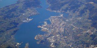 Ferrol rexistrou en 1910 un sismo de intensidade VII, un dos máis fortes que se lembran en Galicia. Imaxe: SempreVolando - CC BY 3.0.