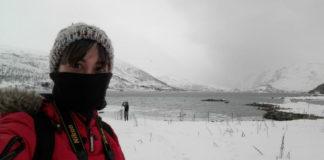 María Fernández está a realizar unha estadía predoutoral en Tromso (Noruega). Fonte: Duvi.