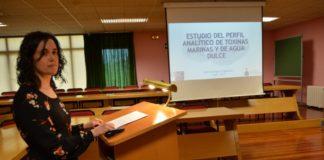 Inés Rodríguez Filgueiras traballou en novos procesos de detección de toxinas mariñas