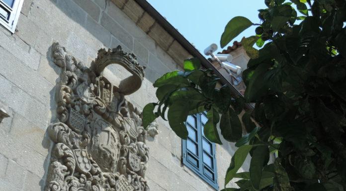 O Escudo dos Gago de Mendoza.