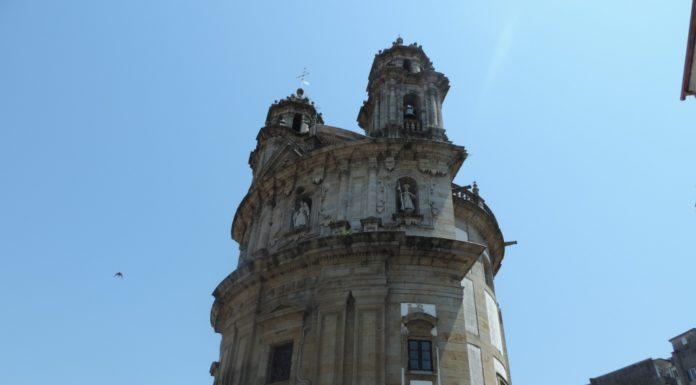 Santuario da Virxe Peregrina.
