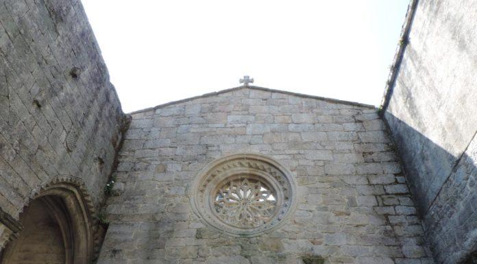 As Ruínas de Santo Domingo.