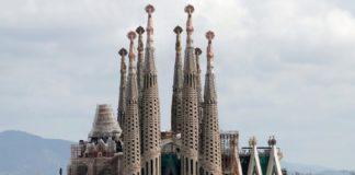 Actualmente, o templo da Sagrada Familia está ao 70% da súa construción.