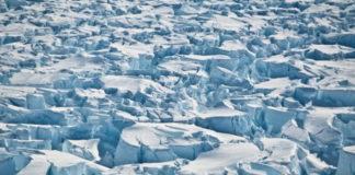 """O traballo publicado en """"Nature"""" é un dos máis amplos sobre o desxeo na Antártida. Foto: Ian Woughin - University of Washington."""